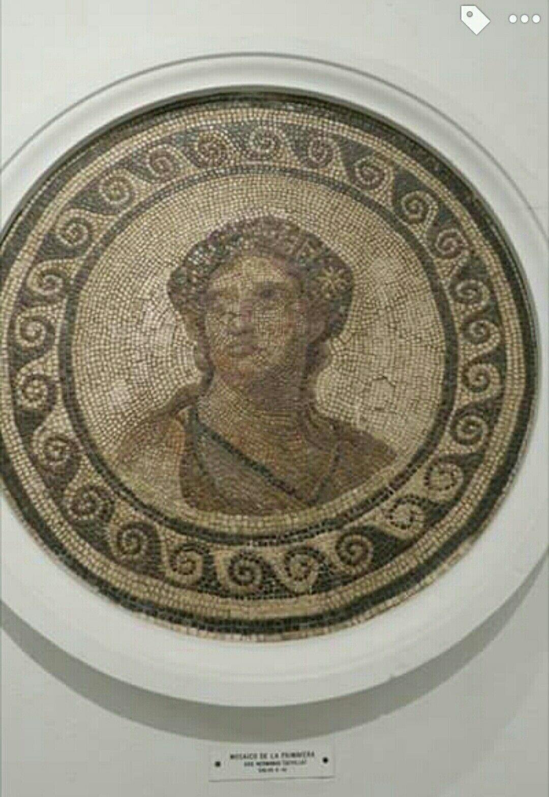Esraa Doughem Roman Mosaic