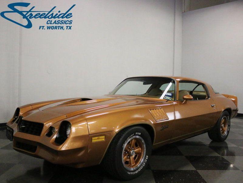 1978 Chevrolet Camaro for sale - Fort Worth, TX | OldCarOnline.com ...
