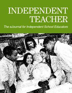 Independent Teacher Spring 2016