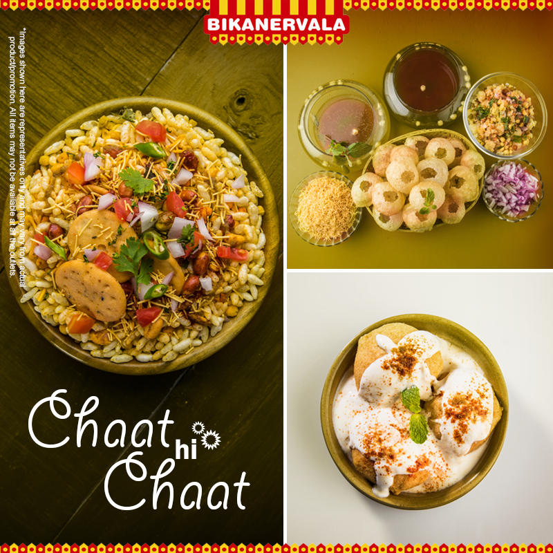 Indian Chaats in dubai