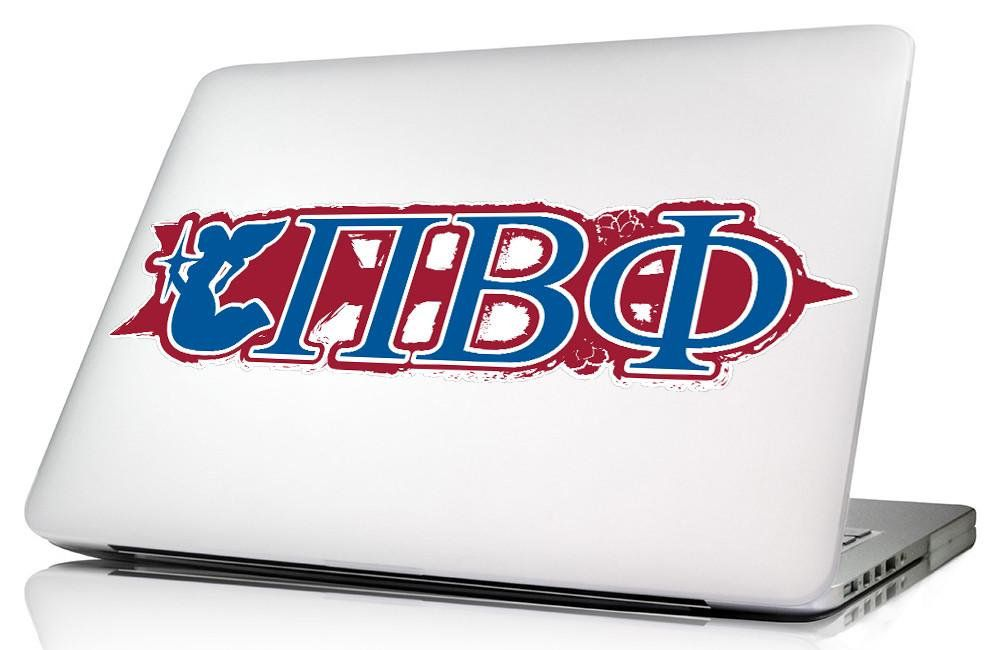 Stickers Pi Beta Phi Laptop Skin Wall Decal 9 99 Be Sure To Check Out Our Store At Sticker Laptop W Pi Beta Phi Wall Decals Sorority And Fraternity