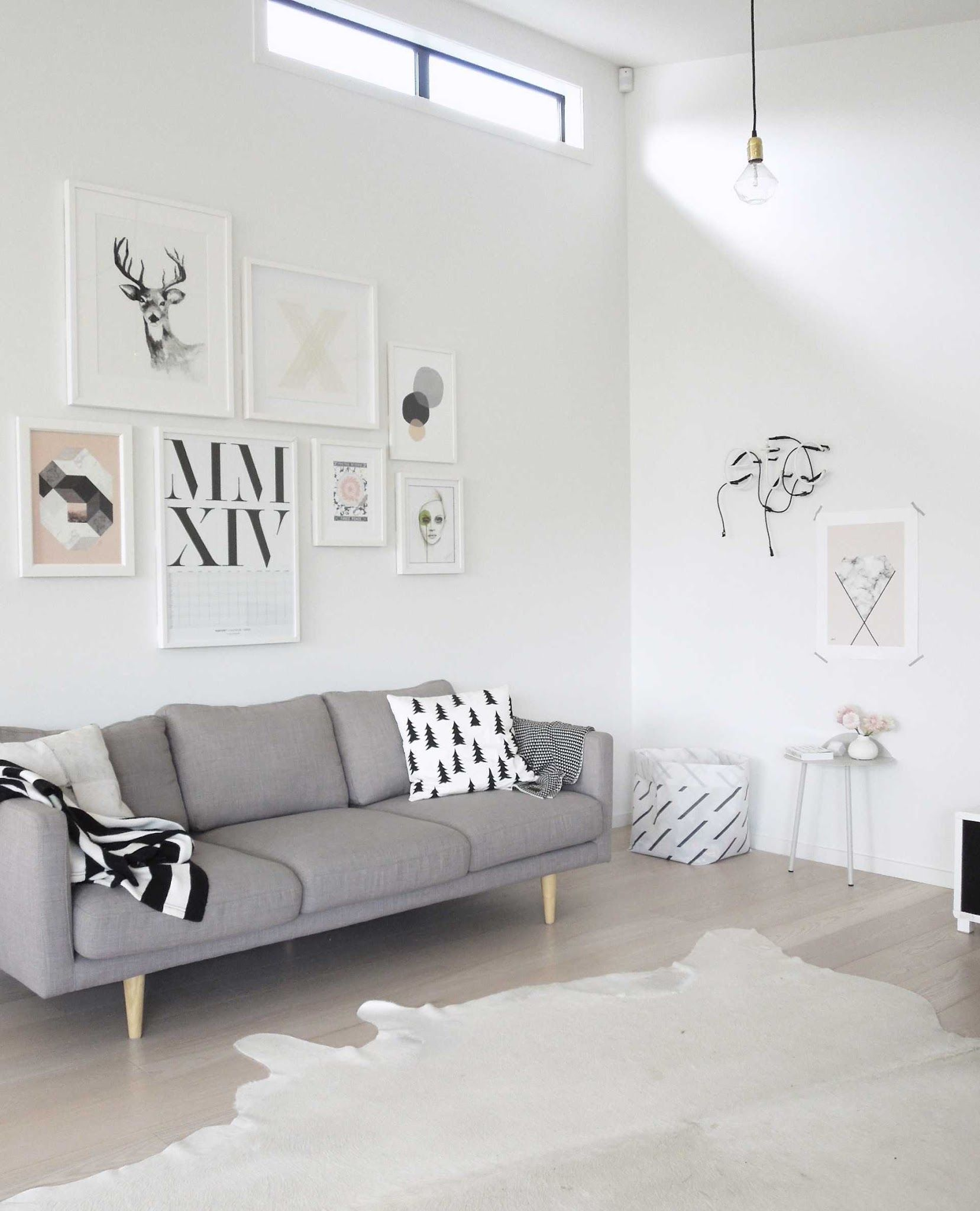 Living Room Walls | New In - The Design Chaser
