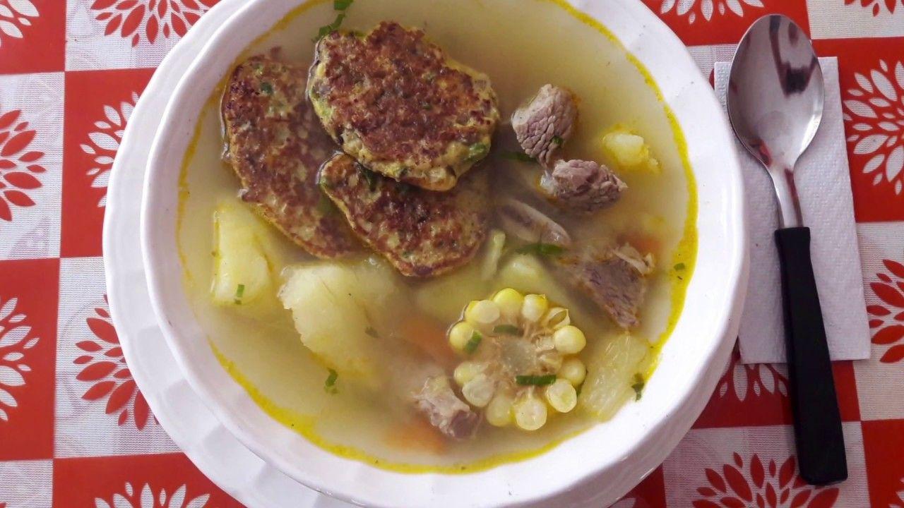 Caldo De Carne Con Torrejas Recetas De Cocina Recetas De