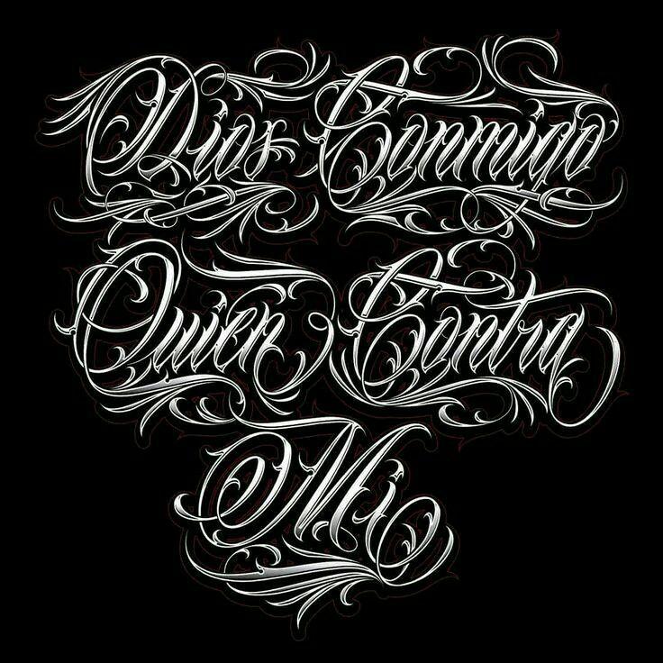 Letters Typography Script Lettering Malandro Estilos de