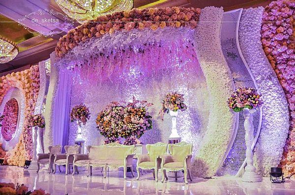 De sketsa the wedding wedding decoration flower bucket etc de sketsa junglespirit Images