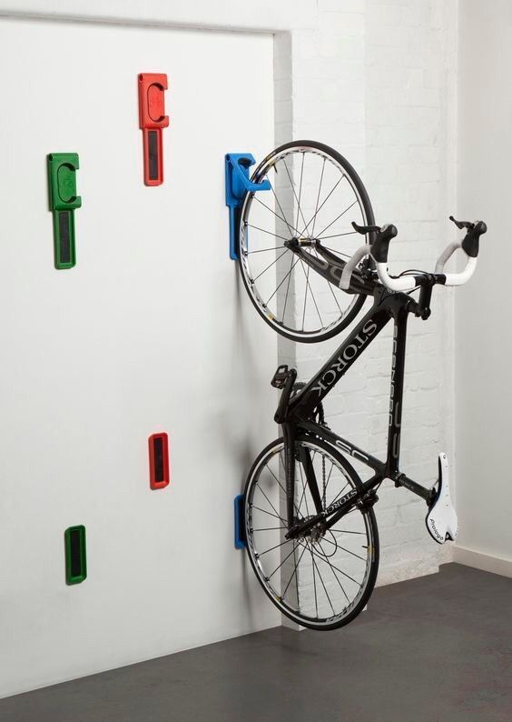 17 Amazing Bike Storage Ideas You Just Have To See #storagesolutions