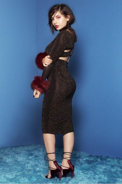 DRESSES - Knee-length dresses Charli wh8BBKl8