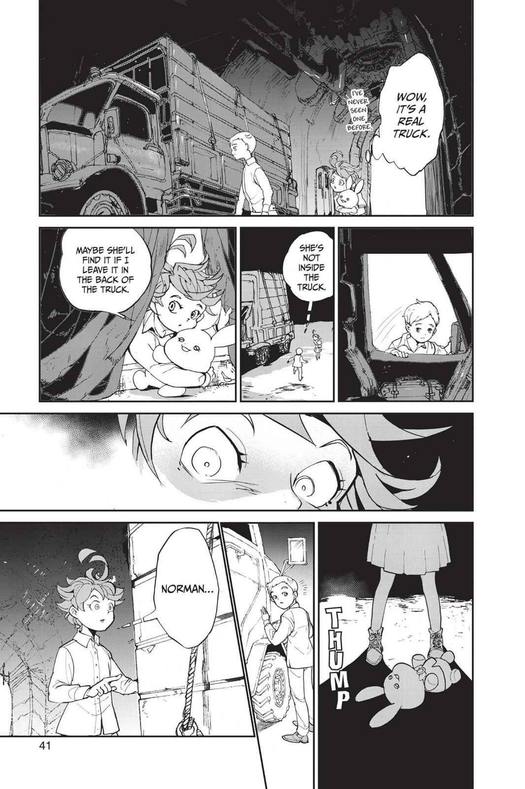 The Promised Neverland Chapitre 1 : promised, neverland, chapitre, Promised, Neverland, Chapter, Neverland,, Manga, Covers,