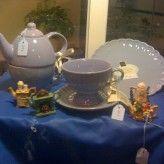 Una tarde de lluvia, una taza de té
