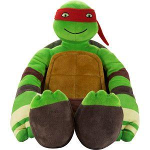 Teenage Mutant Ninja Turtles Raphael Pillowbuddy Teenage Mutant Ninja Turtles Ninja Turtles Ninja Turtle Toys