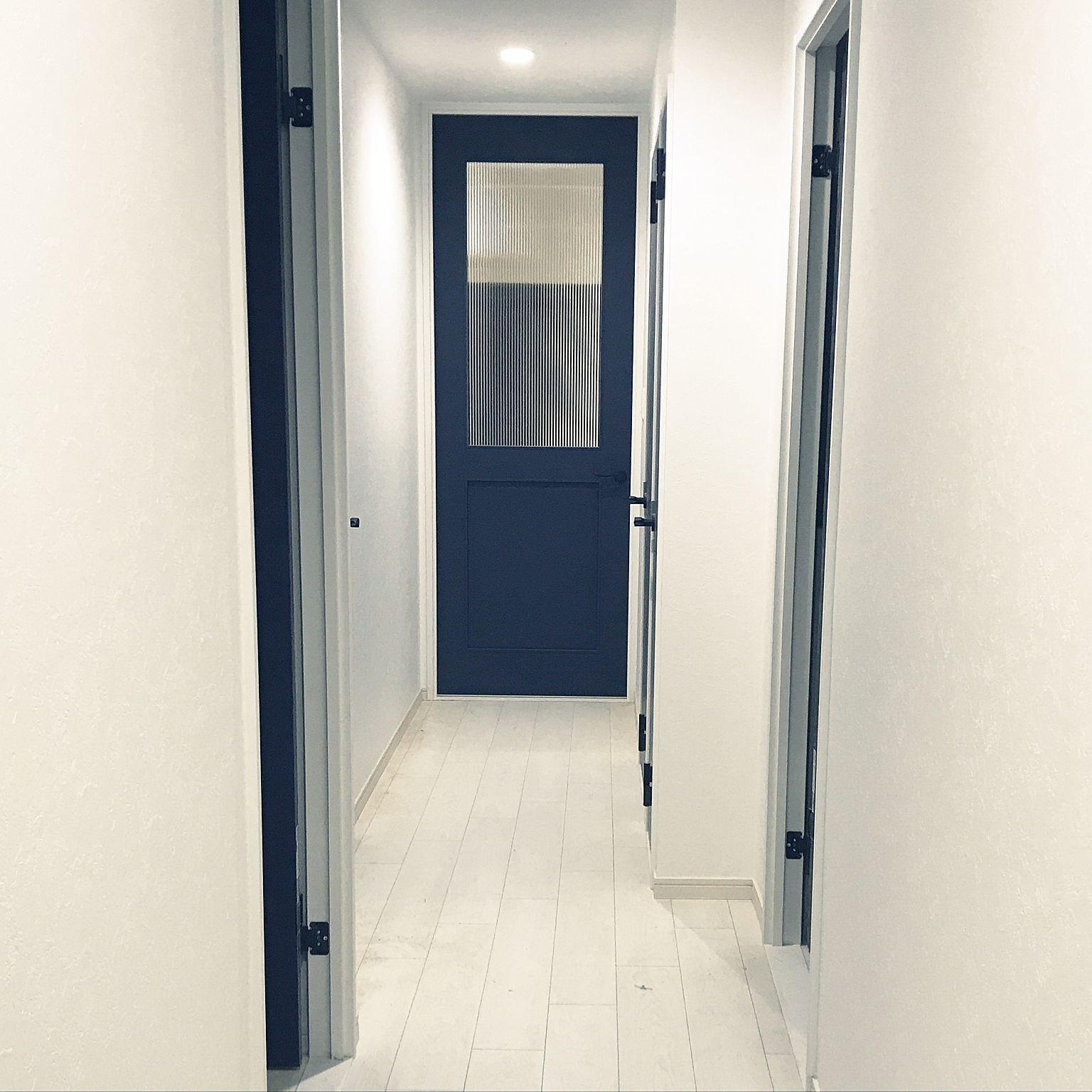 玄関 入り口 リノベーション 中古マンション Vintia ヴィンティア