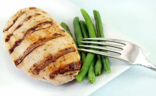 Chicken Good Protein To Fat Ratio The Typical 6 Oz Chicken Breast