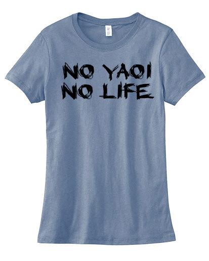 2878d769e3 Yaoi Shirt cute yaoi tee no yaoi no life shirt fandom yaoi anime convention  t-shirt cute yaoi tee fa
