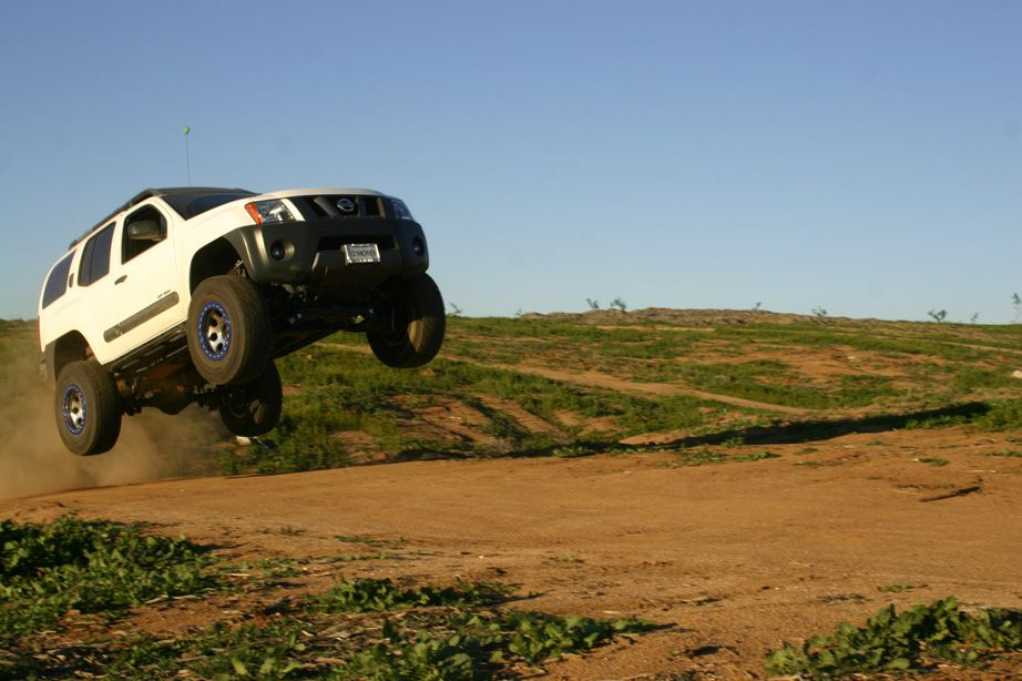white lifted nissan xterra Google Search motivation