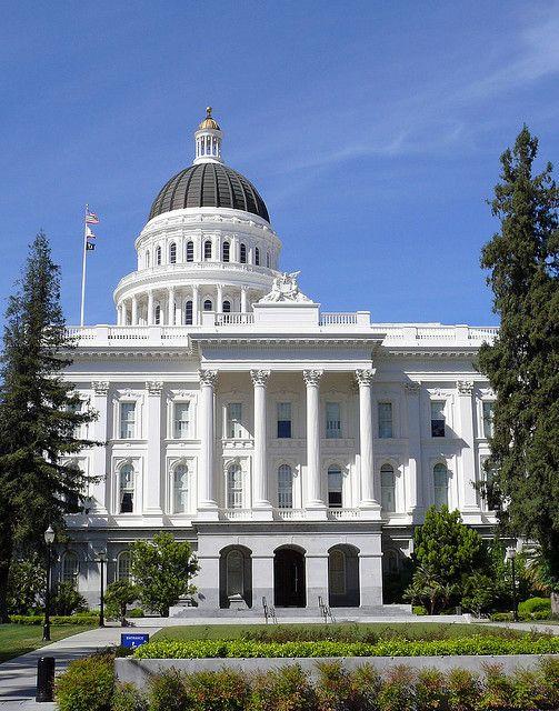Sacremento - CA State Capitol Bldg. | California