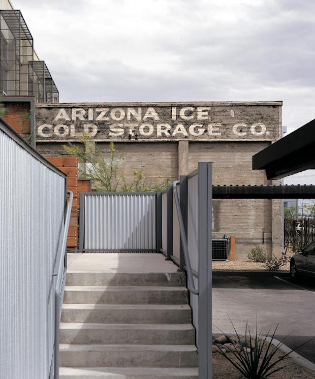 Peachy Ice House Lofts In Tucson Arizona Abode Ice Houses Download Free Architecture Designs Fluibritishbridgeorg