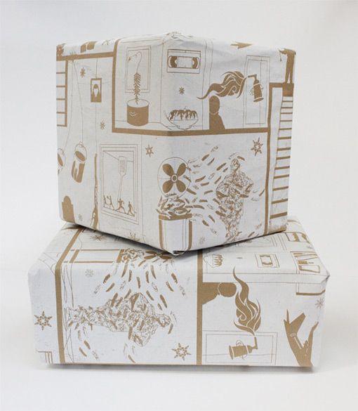 Monkey Ink Design GiftWrap