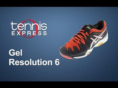 Asics Men S Gel Resolution 6 Shoe Review Tennis Express Men S