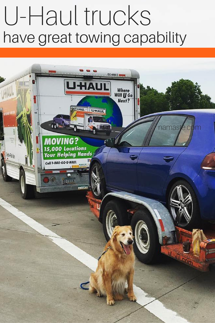 U Haul Moving Truck >> Did You Know All U Haul Moving Trucks From Pickups To 26