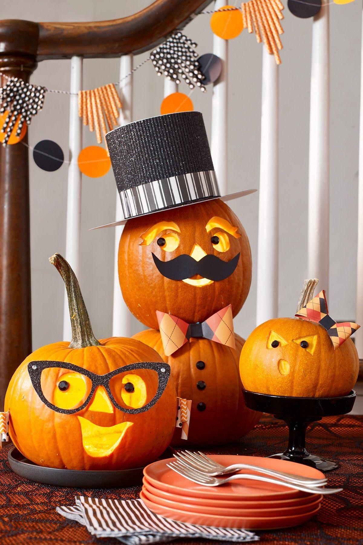 99 idées de décoration d'Halloween à fabriquer avec des