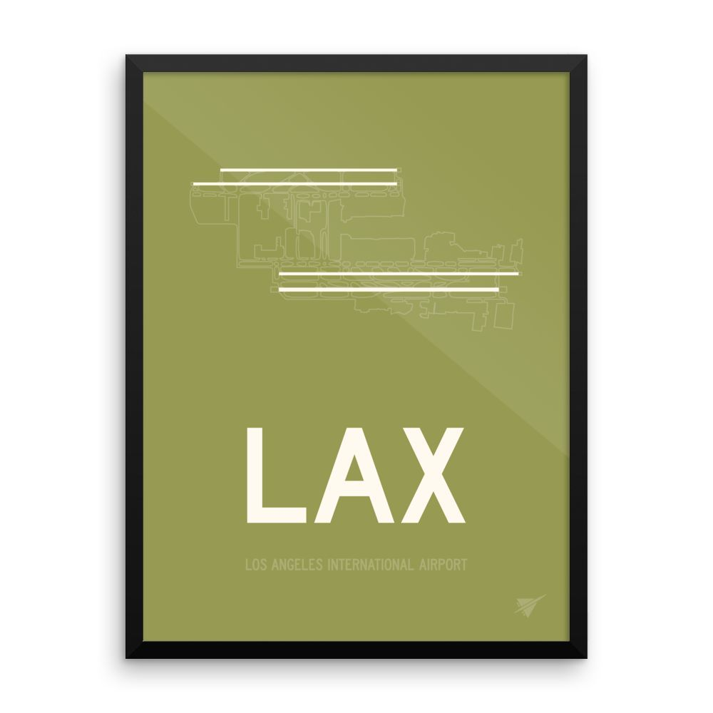 Lax los angeles runway diagram framed poster los angeles lax los angeles runway diagram framed poster pooptronica