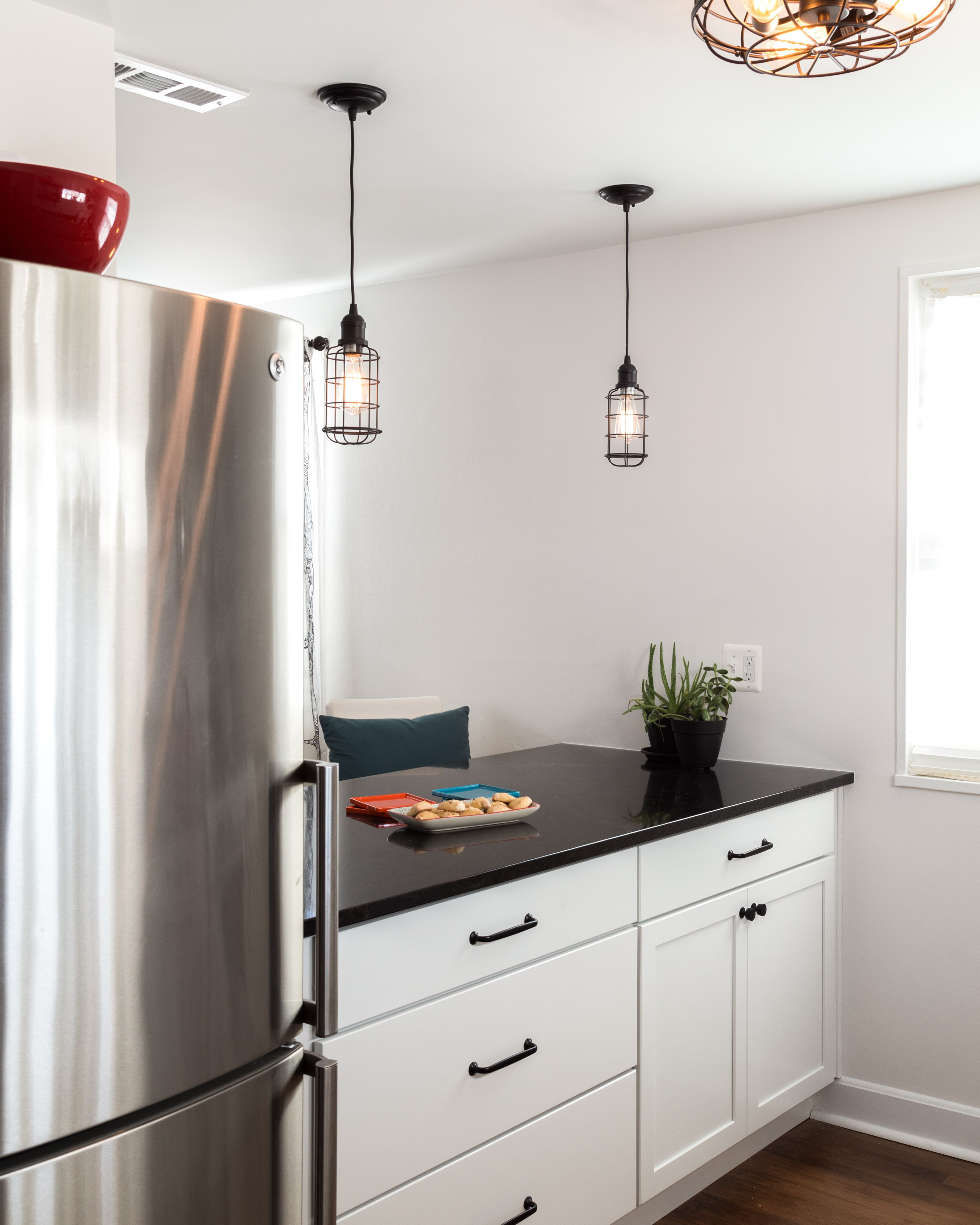 Small kitchen, tight budget, huge impact -- with just 80 SF to work ...