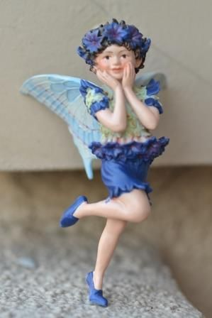 Cicely Mary Barker Flower Fairy Cornflower. SHOP now $17.99