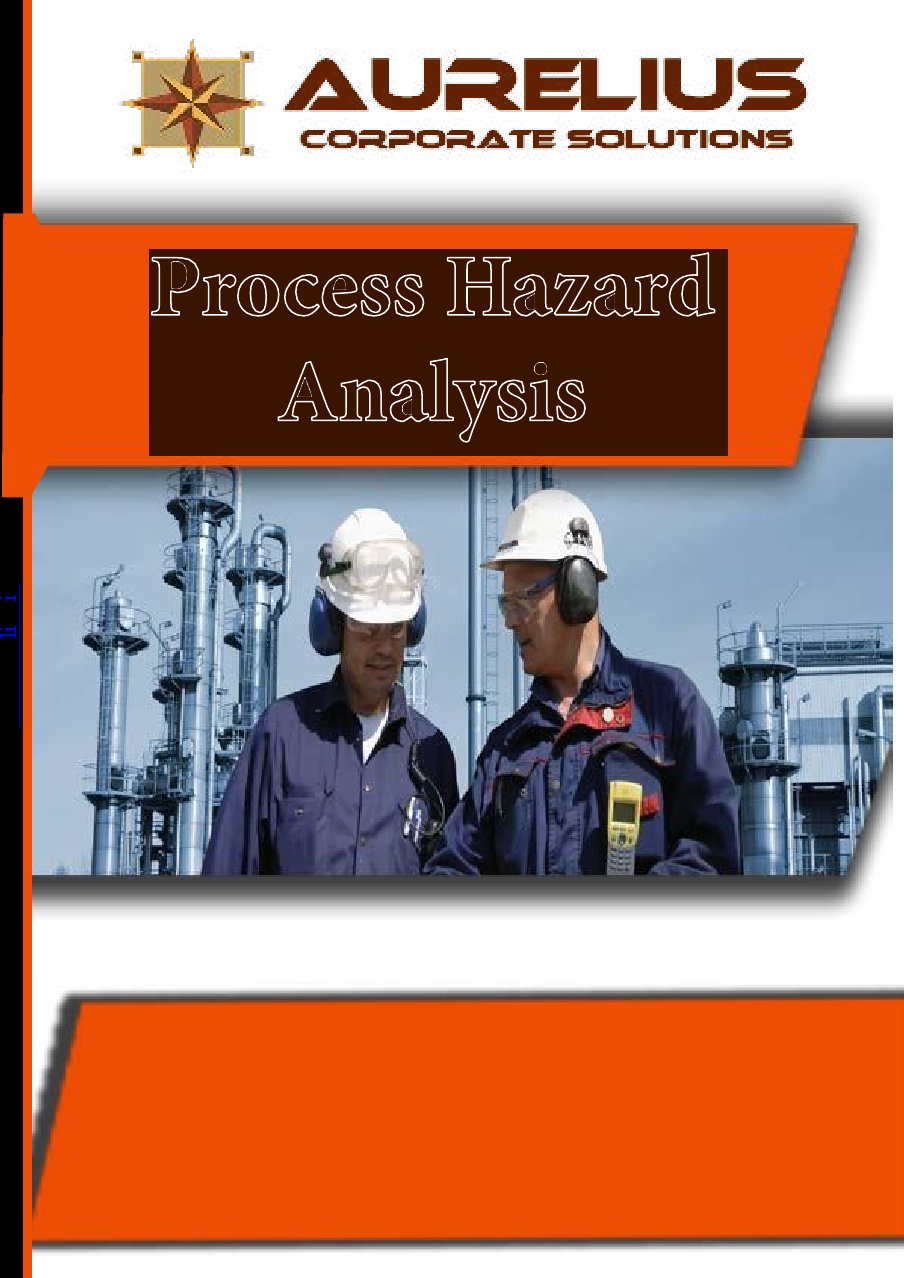 Learn the importance of PHA Process Hazard Analysis