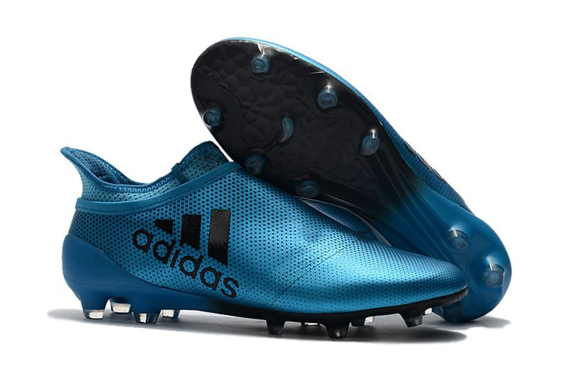 new concept 38561 bf2a3 New Adidas X Boots ,   sportskick.uk   Ocean Blue Core Black Adidas X 17+  Purespeed FG Be available to purchase , Free shipping fee and up to 50% off  ...