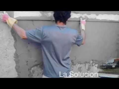 Quitar humedad en la pared ideas para alquiler quites - Quitar humedad pared ...