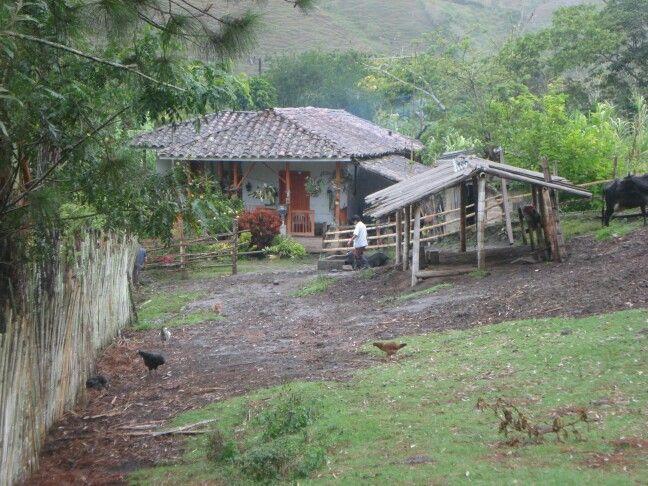 Precioso lugar Colombiano