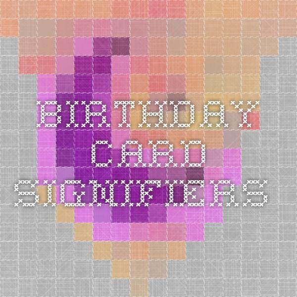 Birthday Card Signifiers Free Astrology Birth Chart Gemini Moon