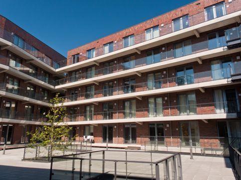 duwo student housing at michiel de ruyterweg, delft | student