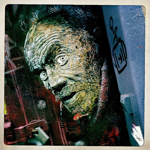 C215  #ChristianGuemy #Street #Art