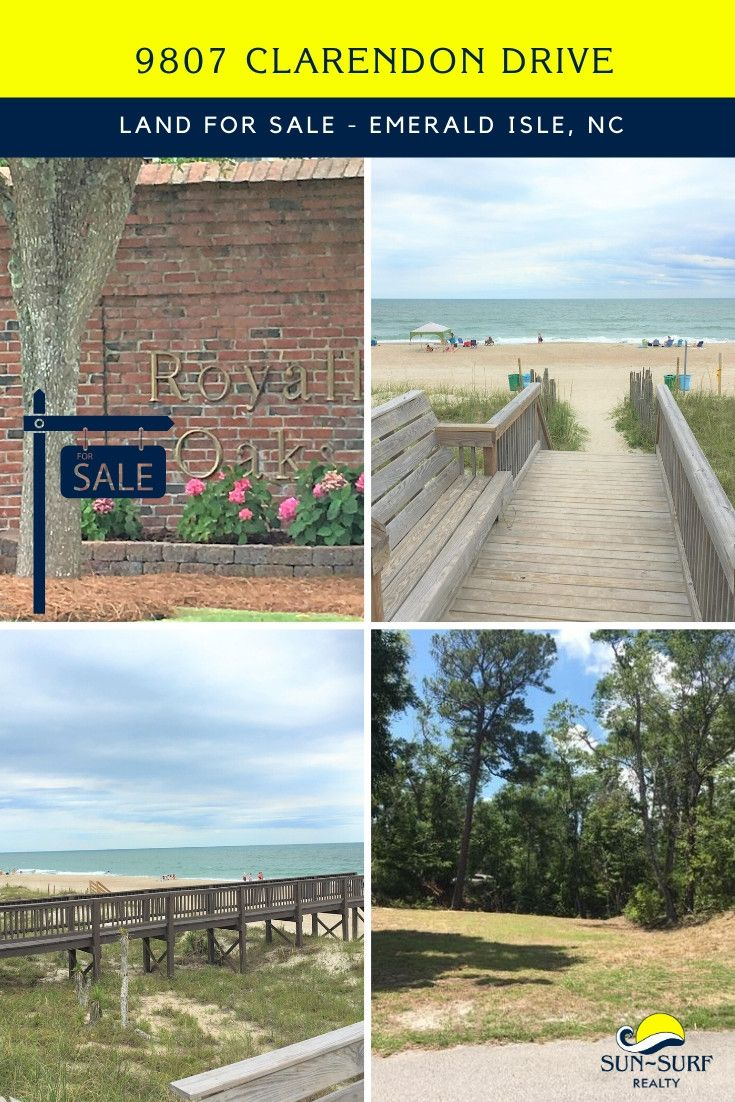 Build your dream house in Emerald Isle, NC! 🏡🌊 in 2020