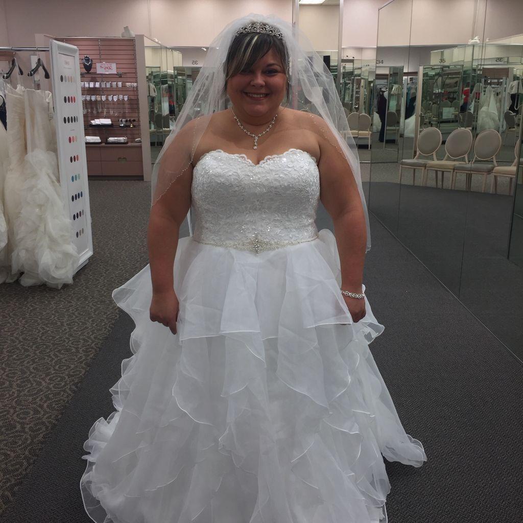 Buy davids bridal plus wedding dress> OFF 18