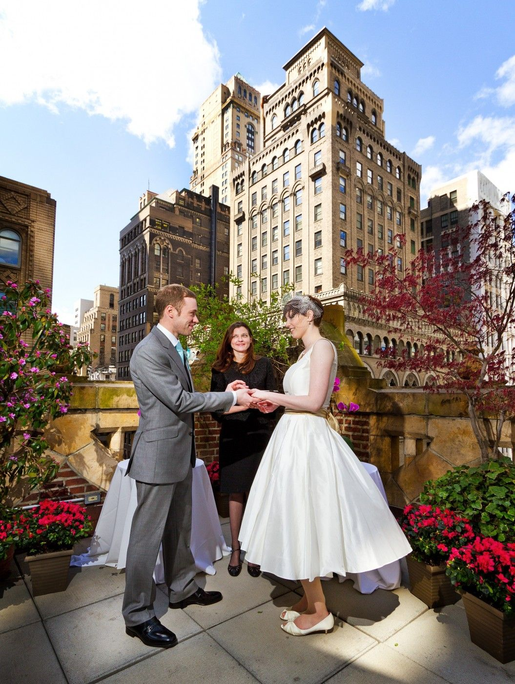 Weddings And Honeymoons At The Library Hotel, New York