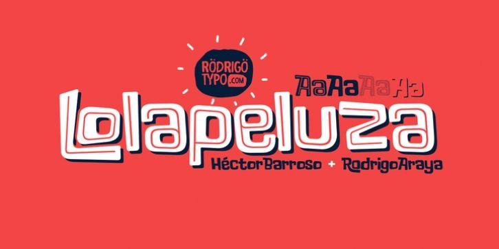 Lolapeluza font download | Fonts in 2019 | Handwritten fonts, Tattoo