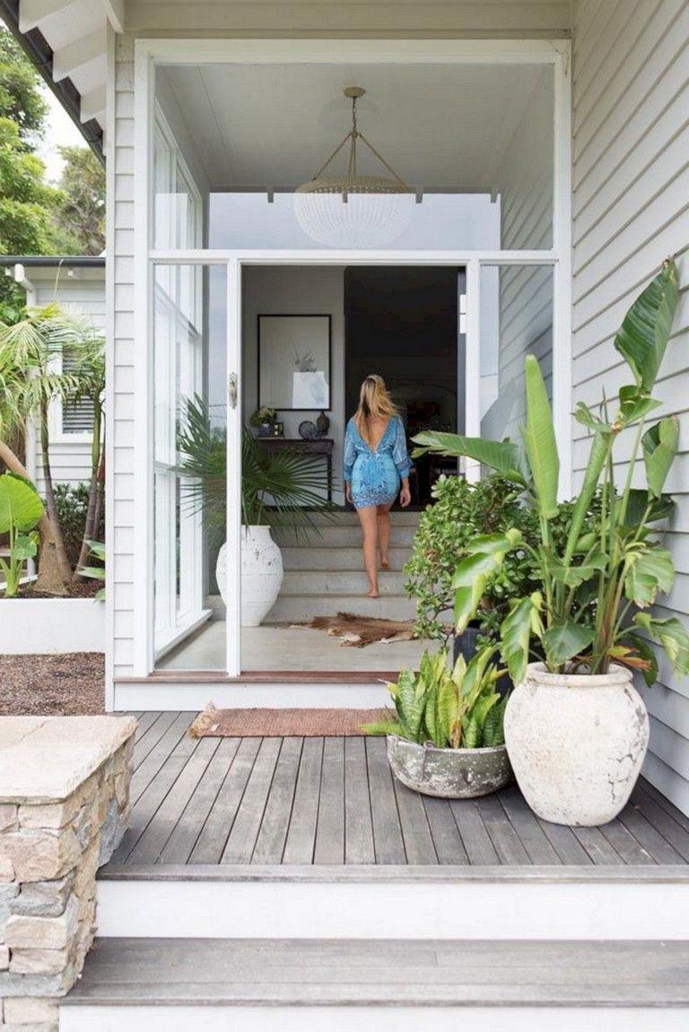 41+ Stunning White Beach House Design Ideas For Life Better #beachhouse
