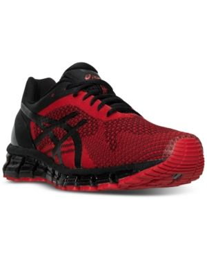 c9296c306461 Asics Men s Gel-Quantum 360 Knit Running Sneakers from Finish Line - Red  10.5
