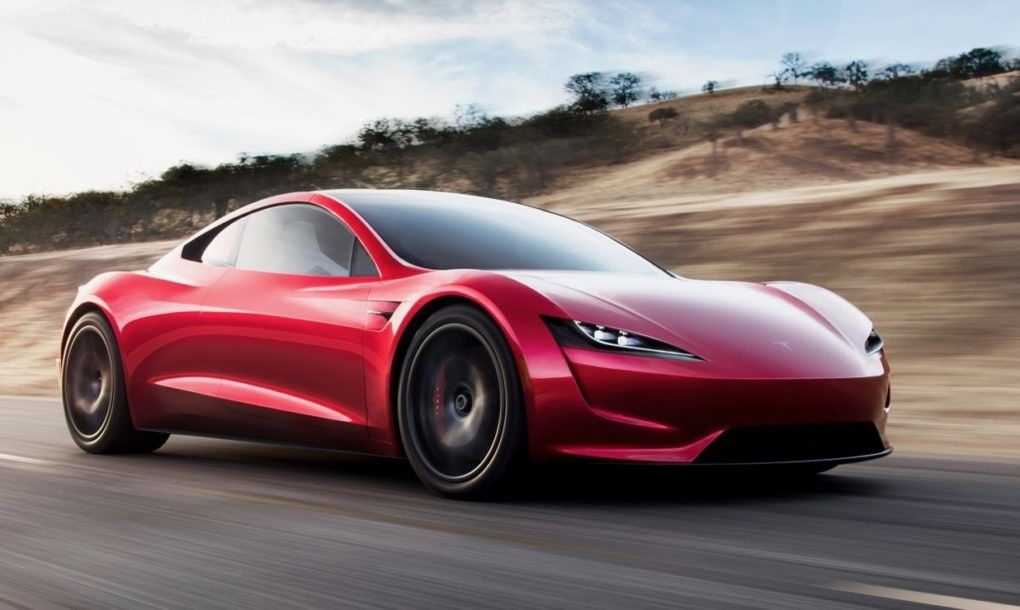 Tesla Surprises The World With A New 250k Roadster New Tesla Roadster Tesla Sports Car Tesla Roadster