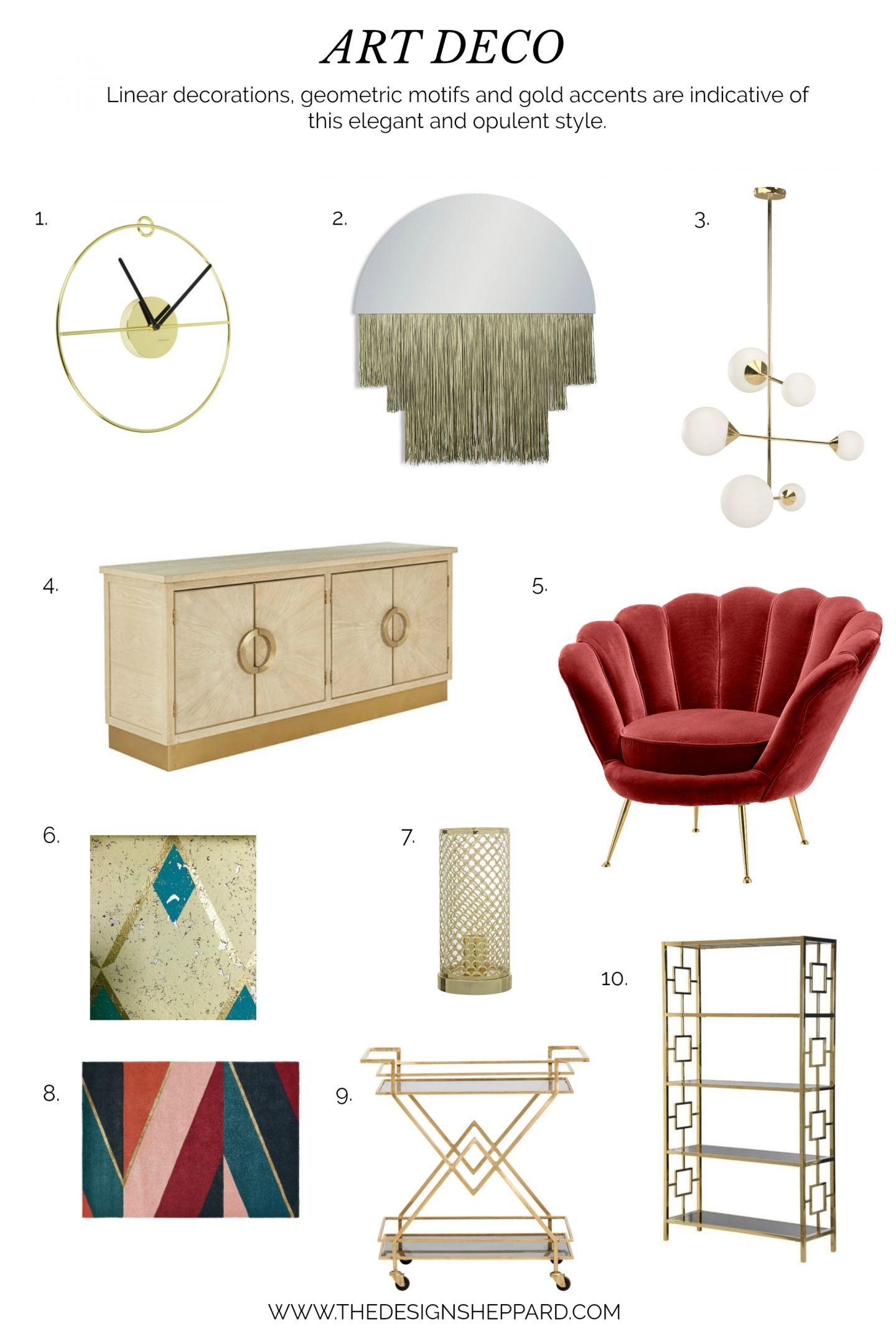 Photo of Trend : Art Deco Interiors