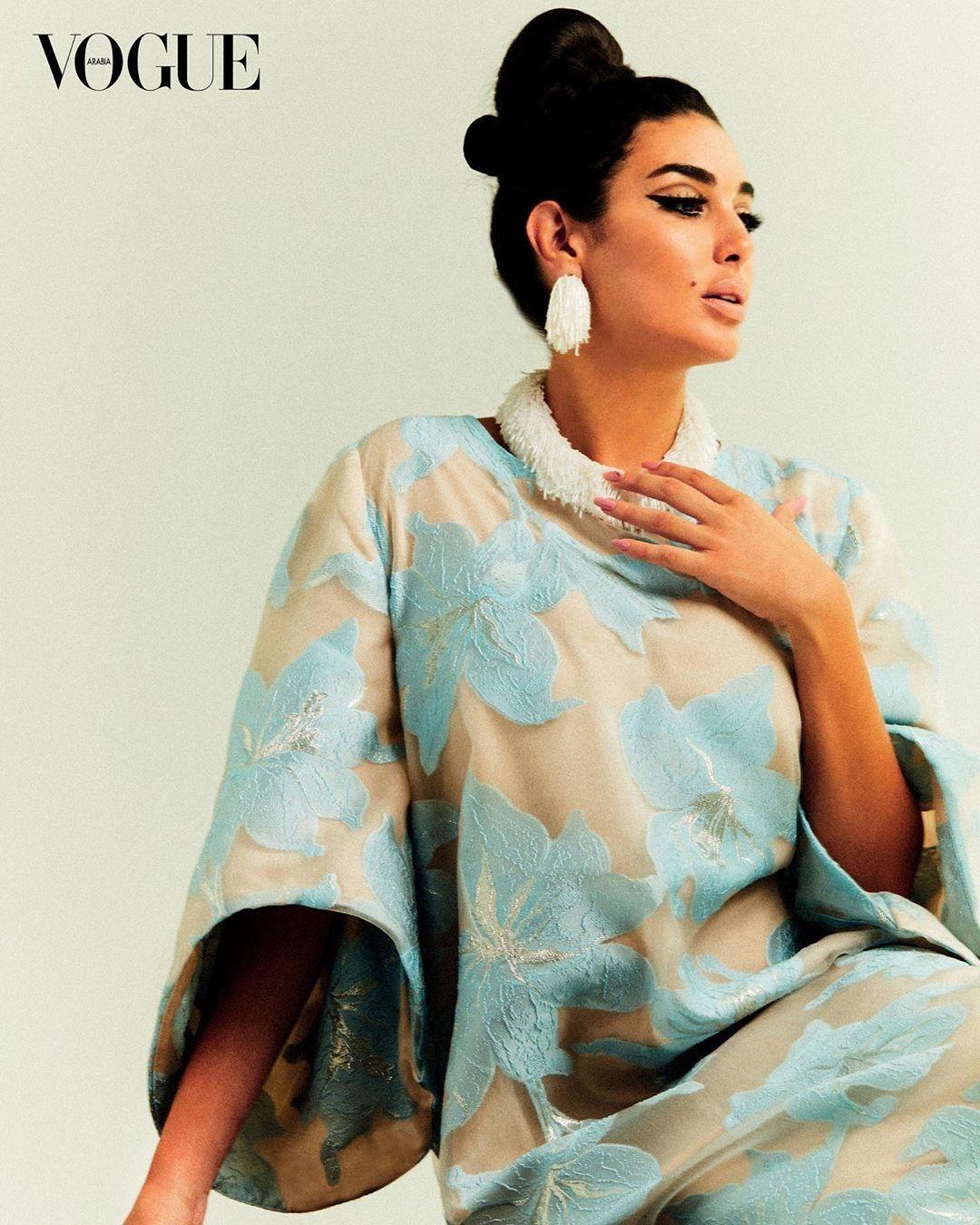 Vouge Covers Yasmin Sabry Egyptian Actress Egyptian Actress Women Women S Top