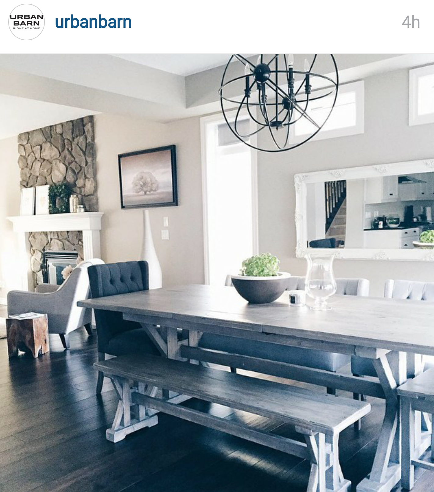 #MyUrbanBarn Winner - July (With images) | Home decor ...