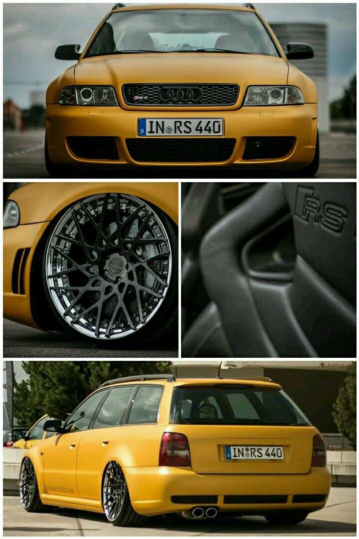 Audi Rs4 B5 Avant Cars Oldtimer Autos Automobil Und Autos