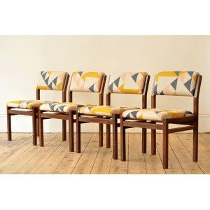 Pastoe dining chairs