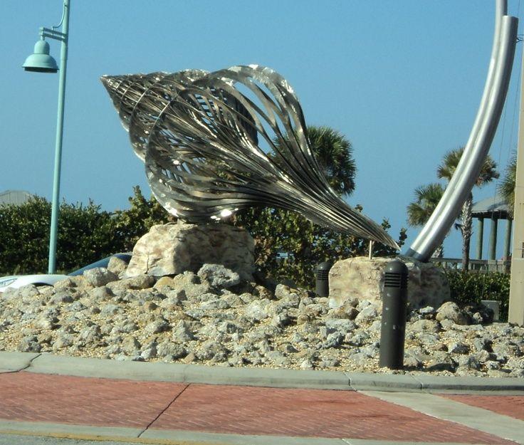 Manasota Key and Englewood Beach landmark. | South beach ...