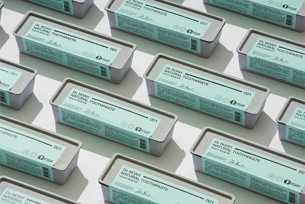 Weekly Design Inspiration 255 Toothpaste Brands Brand Strategy Packaging Design