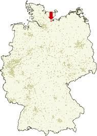 Lubeck Germany Karte Deutschland Karlsruhe Karte