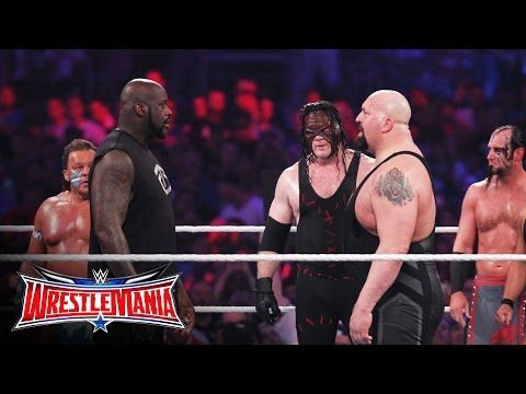 Andre The Giant Memorial Battle Royal Shaquille O Neal